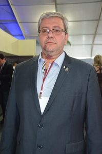 Roberto Gil Rodrigues Almeida, Reitor do Instituto Federal do Triângulo Mineiro (IFTM)