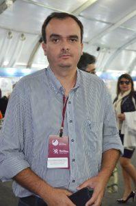 José Luiz Andrade Rezende Pereira, pró-reitor de Pesquisa, Pós-Graduação e Inovação do Instituto Federal do Sul de Minas Gerais (IFSULDEMINAS)