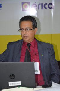 Wilson de Andrade Matos, do IFSP,
